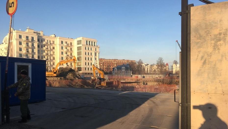 Новую школу на Комендантском построят за полтора года