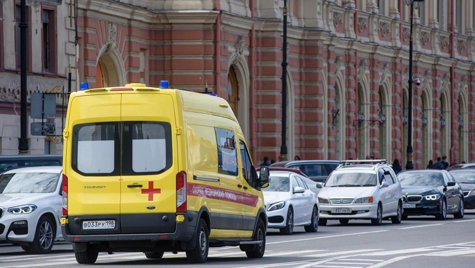 Петербург достиг максимума по количеству больных COVID-19