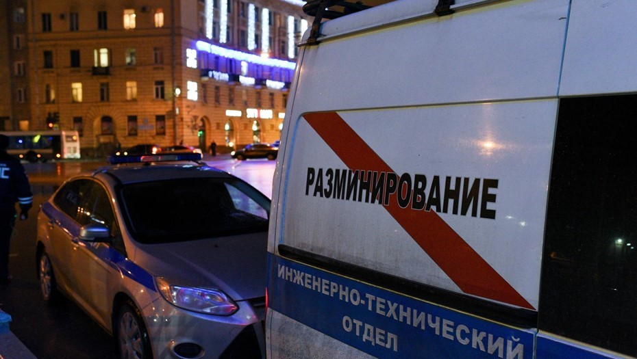 Петербургский отель эвакуировали по сигналу лже-минёров