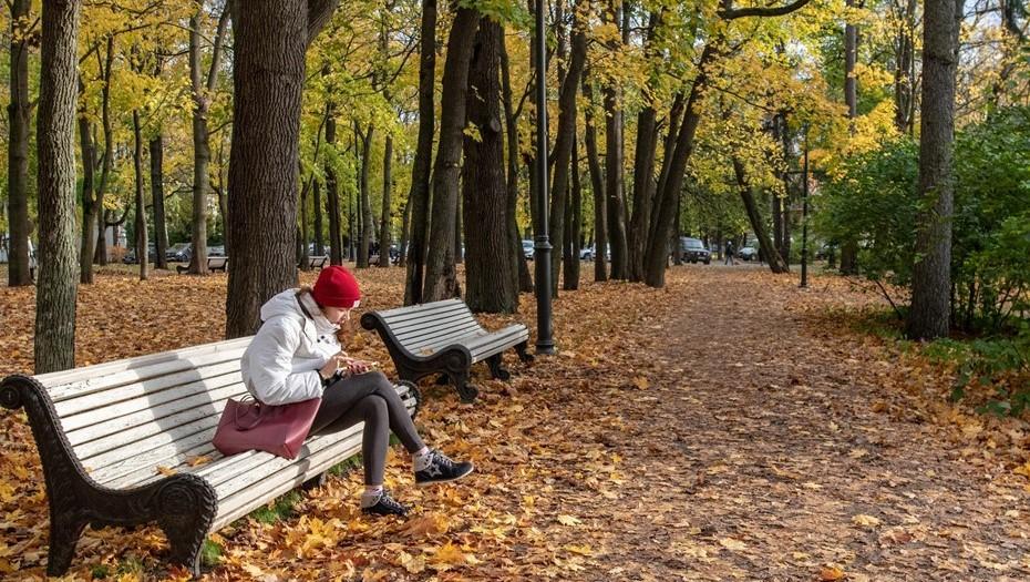 Петербуржцам пообещали две тёплые недели без сильных дождей