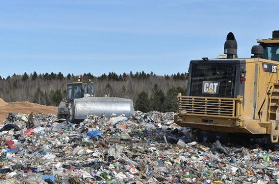 Правительство утвердило единые требования к переработке мусора