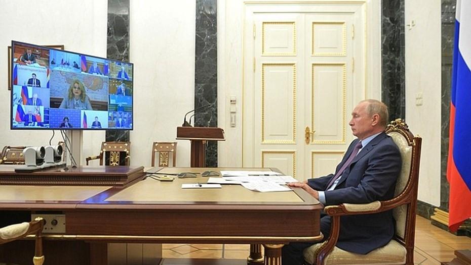 Путин поддержал продление ипотеки под 6,5% до середины 2021 года