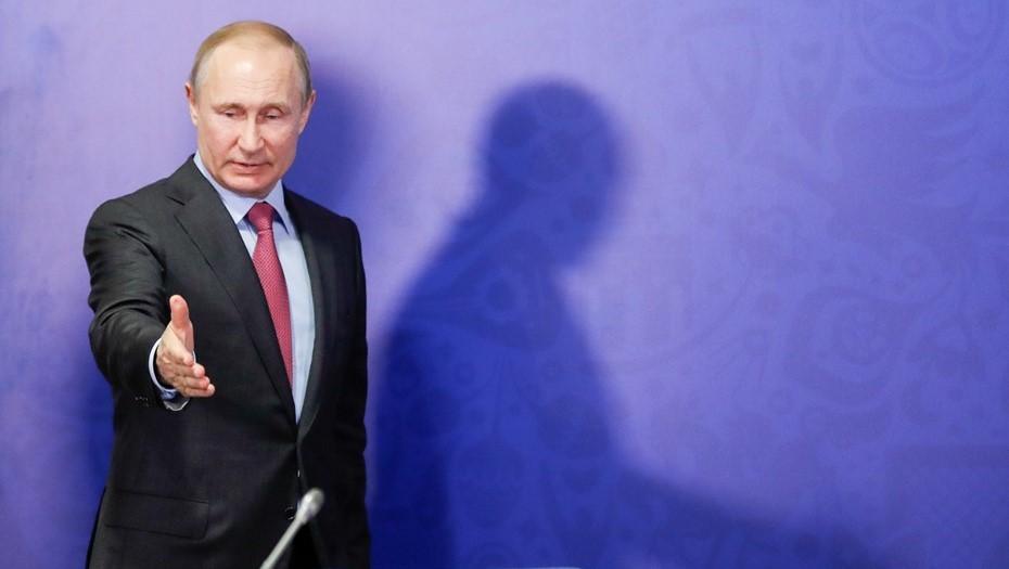 """""""Хорошие отношения помогают"""": Путин рассказал о друзьях и задачах в политике"""