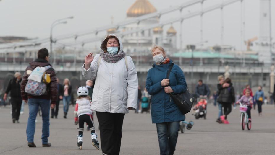 Роспотребнадзор сравнил ситуацию с коронавирусом в Петербурге и Москве