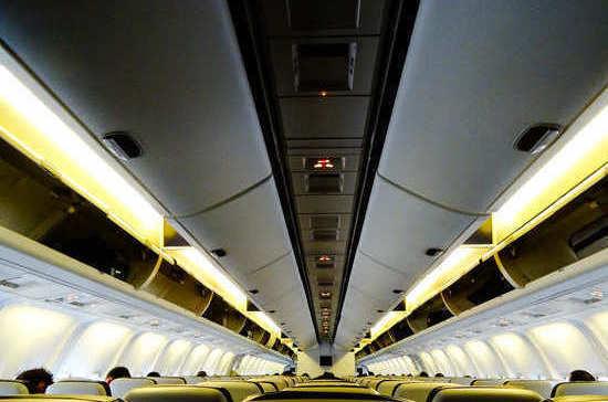 Салоны самолётов возьмут под видеоконтроль