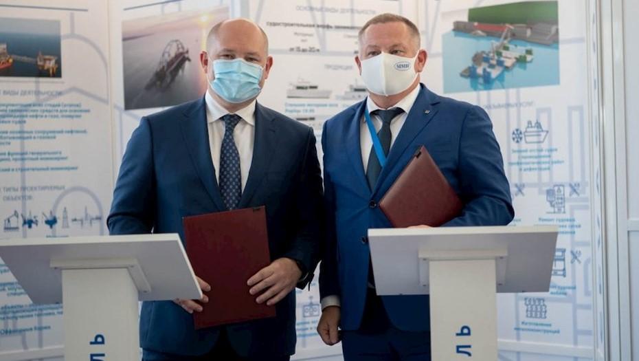 """Северодвинская """"Арктика"""" откроет филиал в Севастополе"""
