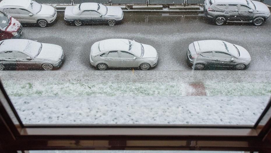Синоптик спрогнозировал первый снег в Петербурге на конец октября