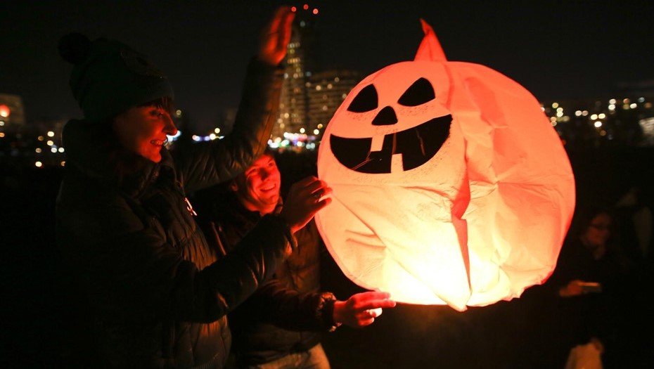 Синоптики предсказали Петербургу резкую смену погоды на Хэллоуин