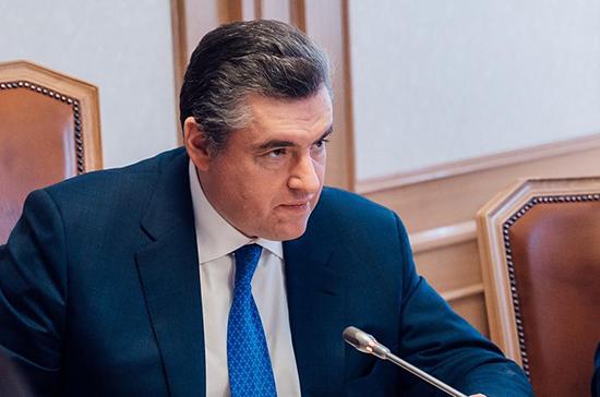 Слуцкий призвал сейм Латвии отказаться от запрета георгиевской ленты