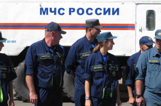Сотрудникам МЧС заплатят за работу в пандемию