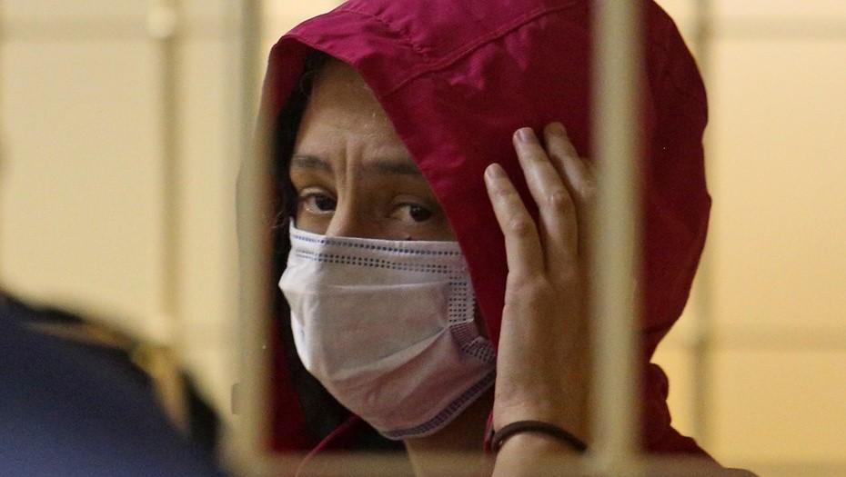Суд в очередной раз продлил срок ареста вдовы рэпера Картрайта