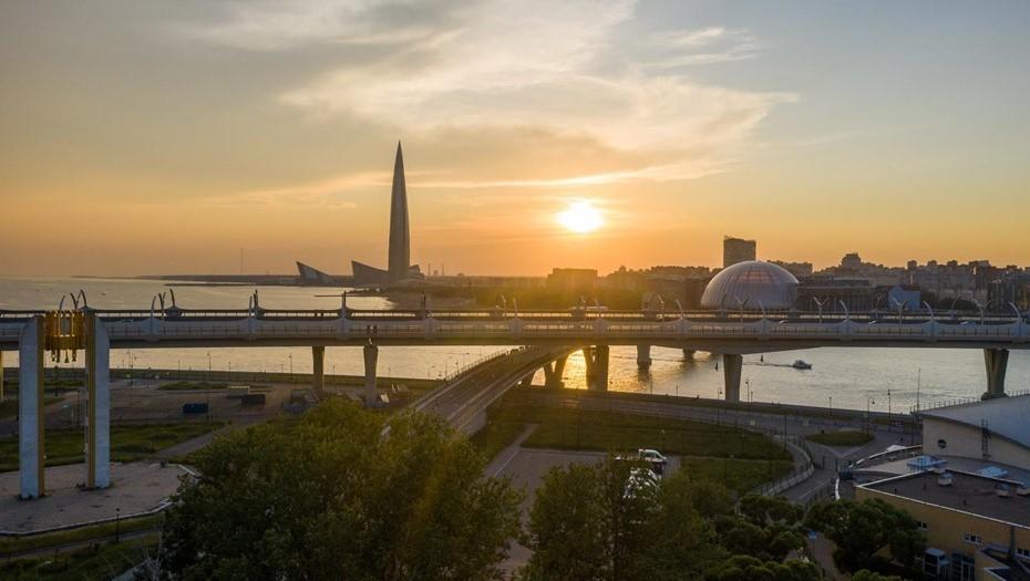 Туристы назвали Петербург самым комфортным городом