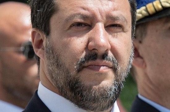 В Италии суд начнет рассматривать дело бывшего вице-премьера Сальвини