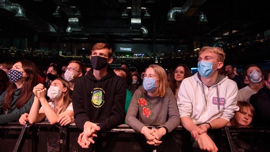 В Калининградской области до декабря запретили массовые мероприятия