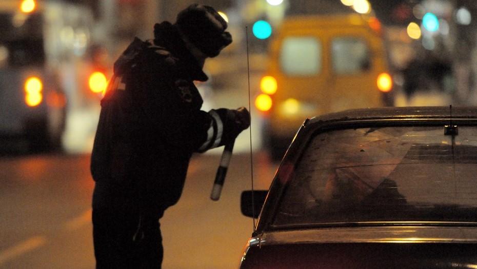 В Петербурге и Ленобласти в выходные задержали 165 пьяных водителей