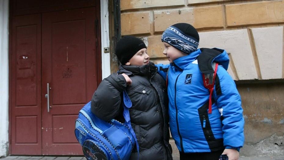 В Петербурге официально продлили школьные каникулы