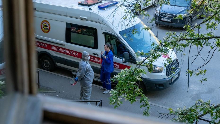 В Петербурге свободные койки для ковид-пациентов закончатся через 2 дня