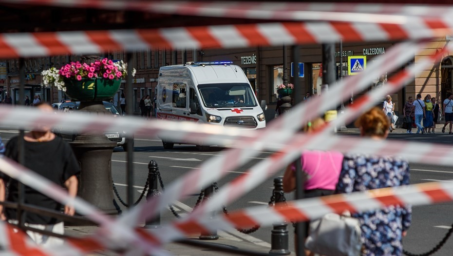 В Петербурге за сутки нашли почти 400 зараженных