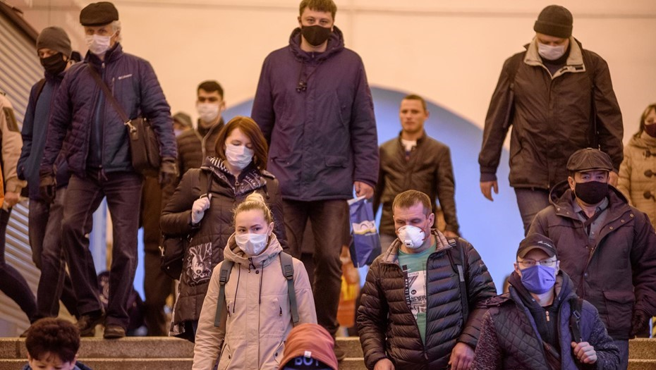 В Подмосковье с 21 октября запретят массовые мероприятия