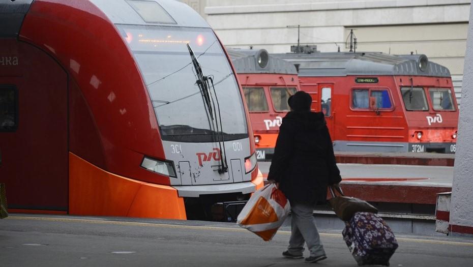 В пригородном транспорте Петербурга усилили антикоронавирусные меры