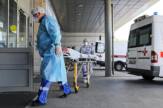 В Роспотребнадзоре спрогнозировали спад заболеваемости коронавирусом в России