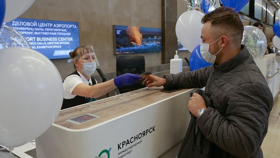 В России разрешили международные рейсы еще в 4 городах
