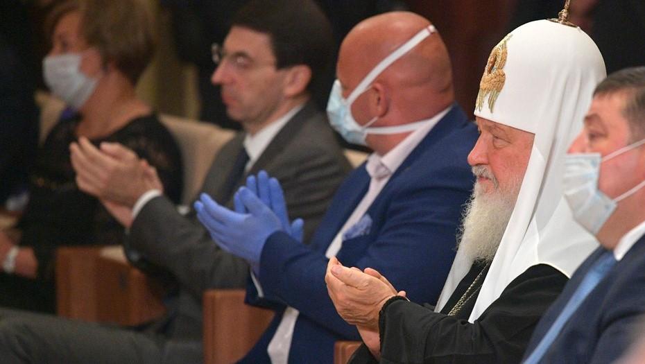 В РПЦ рассказали о состоянии патриарха Кирилла после контакта с заражённым