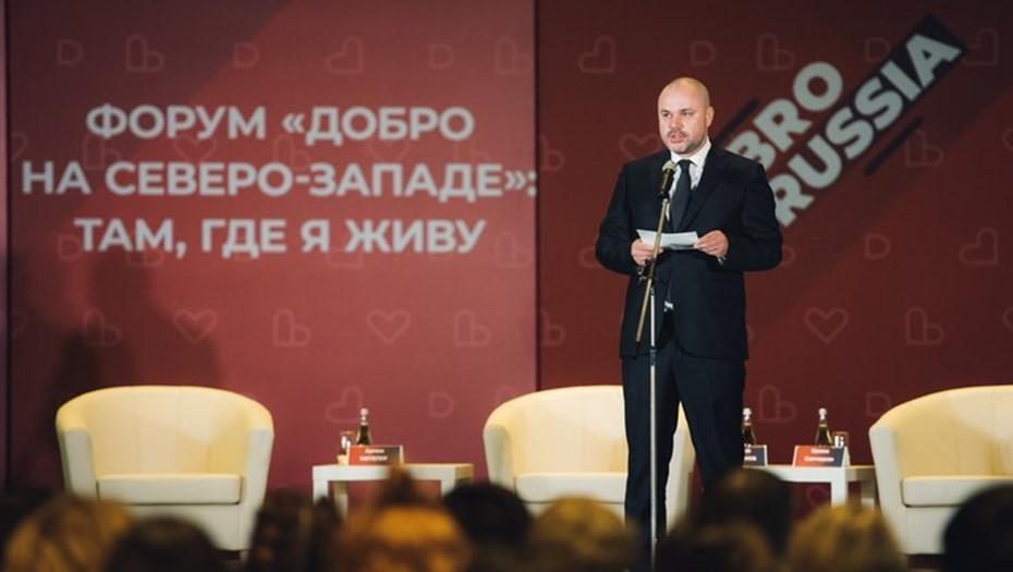 Беглов сообщил о перераспределении обязанностей в полпредстве