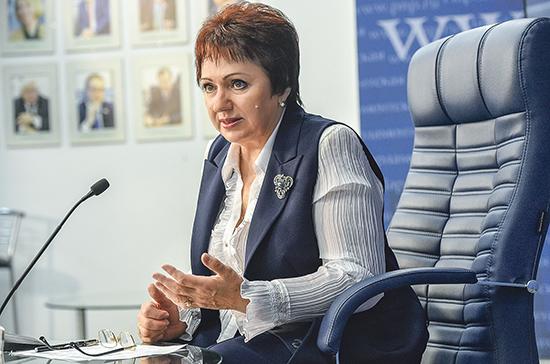 Бибикова рассказала, кому в декабре выплатят пенсию дважды