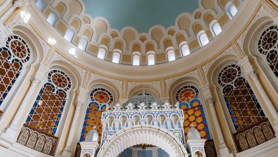 Большая хоральная синагога Петербурга перенесла день открытых дверей в онлайн