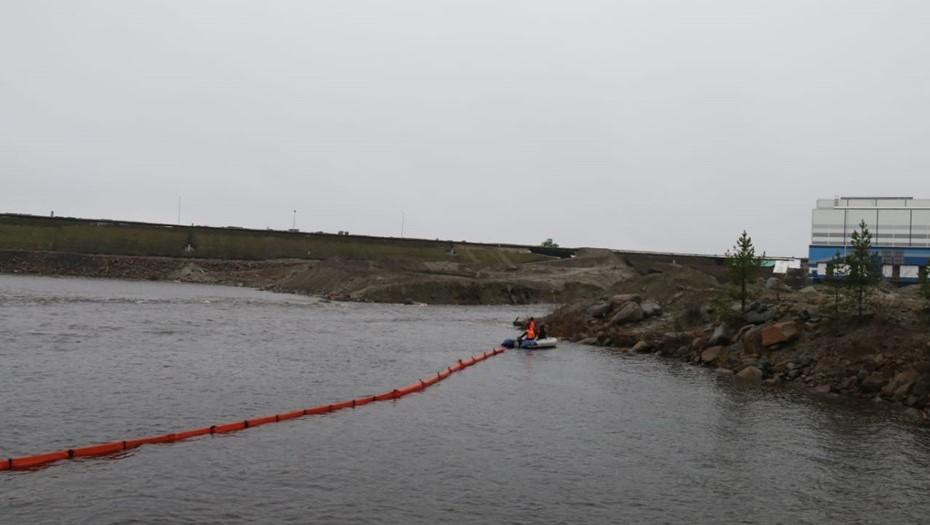 Главу Карелии взволновали экологические последствия аварии на ГЭС