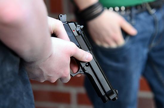 Граждане смогут бесплатно передавать Росгвардии своё оружие на утилизацию
