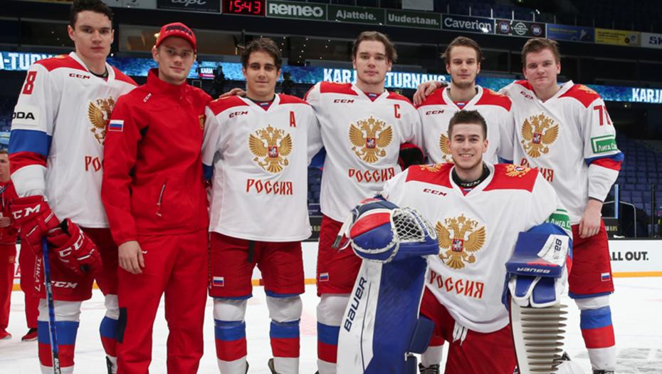 Хоккеисты СКА помогли сборной России выиграть Кубок Карьяла