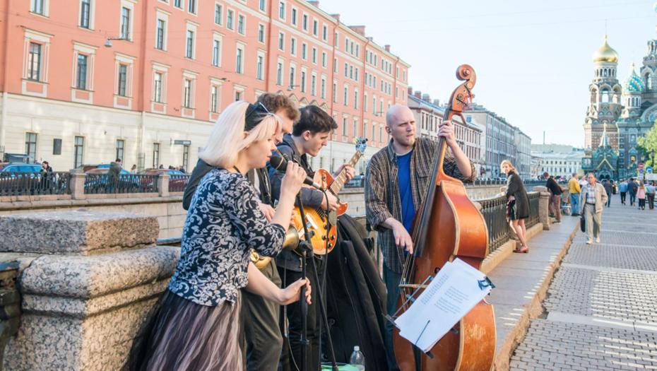 Комитет по культуре поддержал легализацию уличных концертов