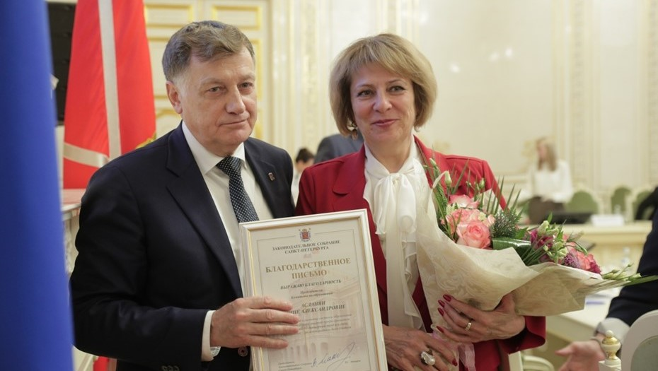 Комитет по образованию Петербурга остался без руководителя