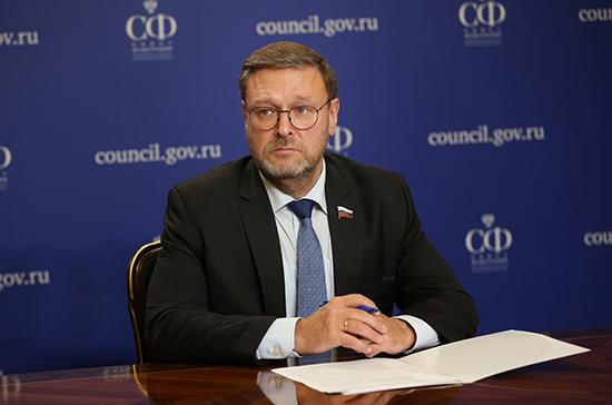 Косачев: голосование по почте в США дает пространство для фальсификаций