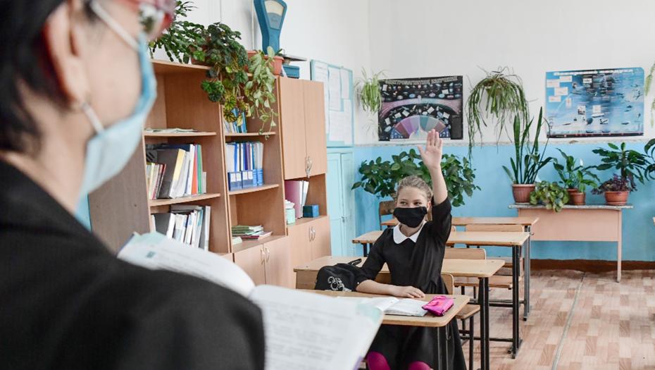 На дистанционное обучение перешло 0,3% школьников Ленобласти