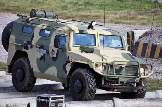 На пути следования колонны военной полиции РФ в Сирии прогремел взрыв
