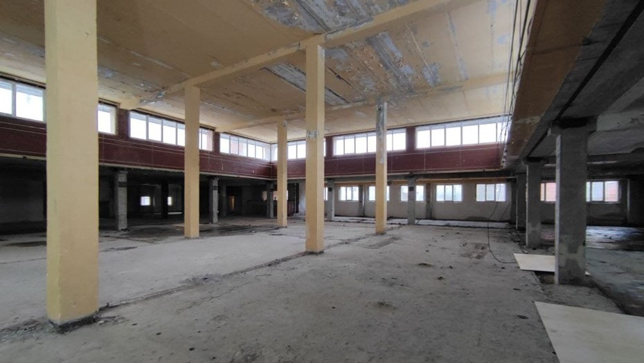 На ремонт корпуса петербургской больницы № 2 выделят ещё 280 млн рублей