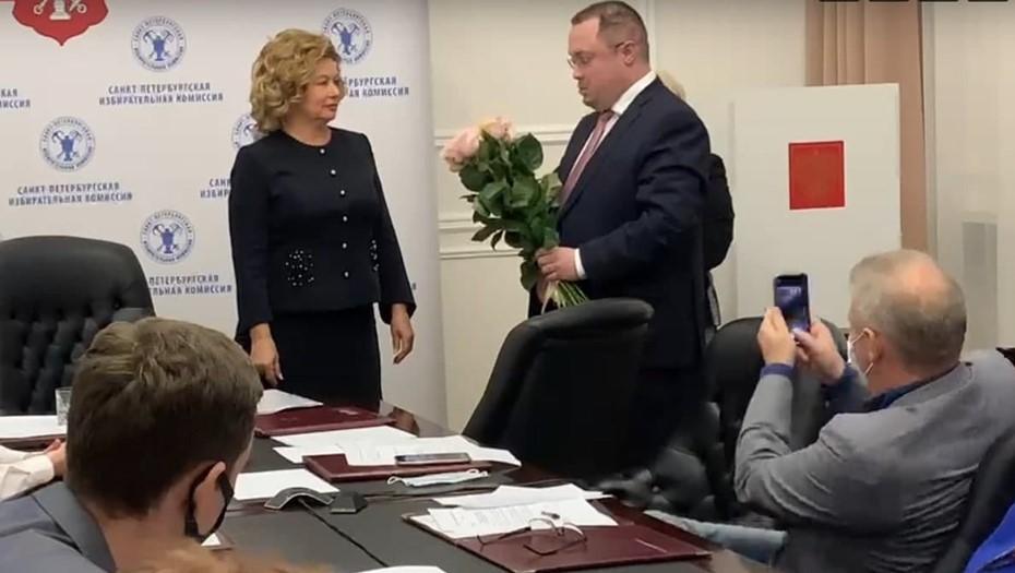 Новым председателем Горизбиркома Петербурга избрана Наталья Чечина