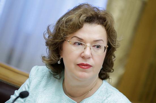 Ольга Епифанова рассказала о порядке оказания первой помощи детям