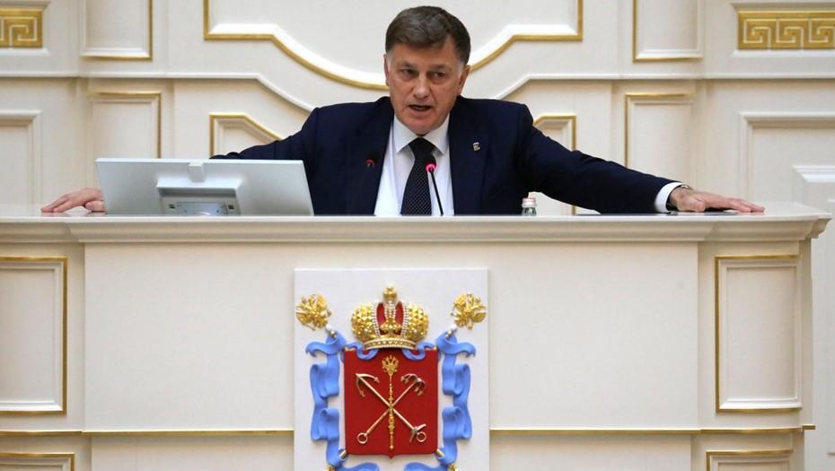 Парламент Петербурга предложил изменить Градостроительный кодекс РФ