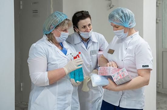 Почти 2 тысячи медиков в Сербии заражены коронавирусом