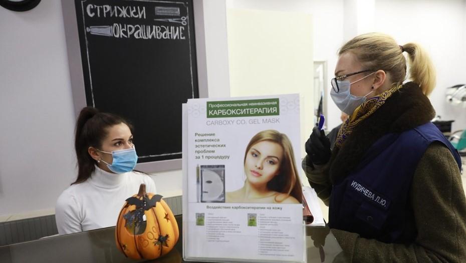 Проверки ждут компании Петербурга, где есть заболевшие COVID-19