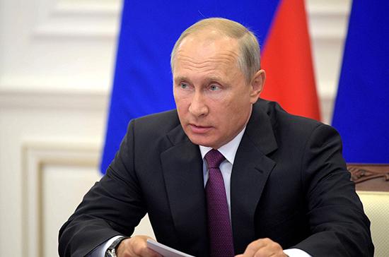 Путин: авторами текста заявления по Карабаху были все подписавшие его стороны