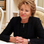 Валентина Ивановна Матвиенко