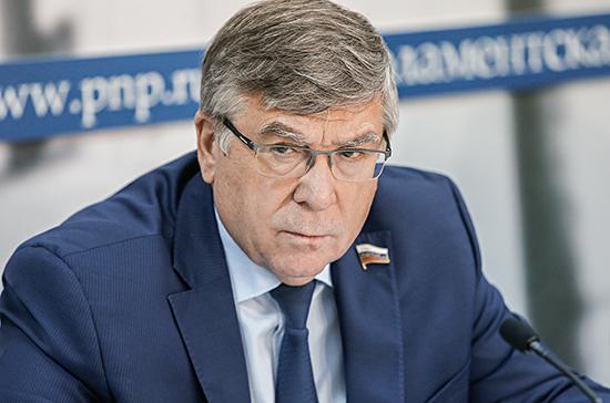 Рязанский прокомментировал законопроект о «вынужденных безработных»
