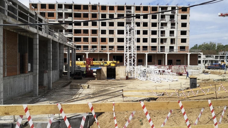 Город приобрел на торгах корпус №35 проблемного ЖК «Царицыно»