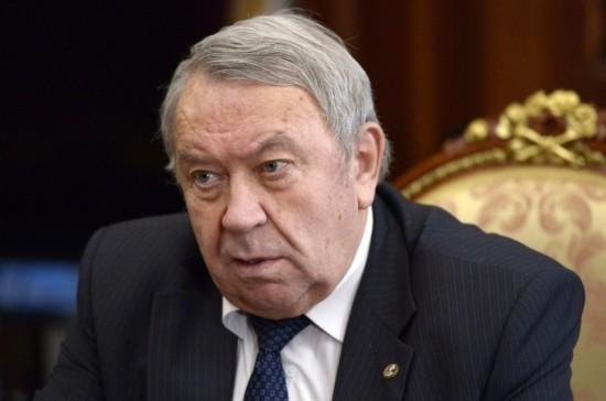Умер бывший президент РАН Владимир Фортов