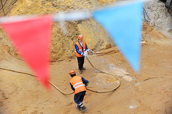 Уточнён перечень работ, которые можно проводить до получения разрешения на строительство